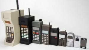 de-evolutie-van-de-mobiele-telefoon