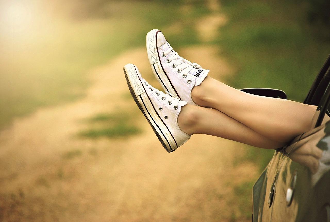 Stoere meisjes sneakers